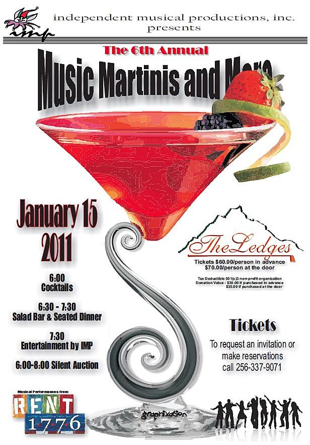 Music, Martinis, and More #6